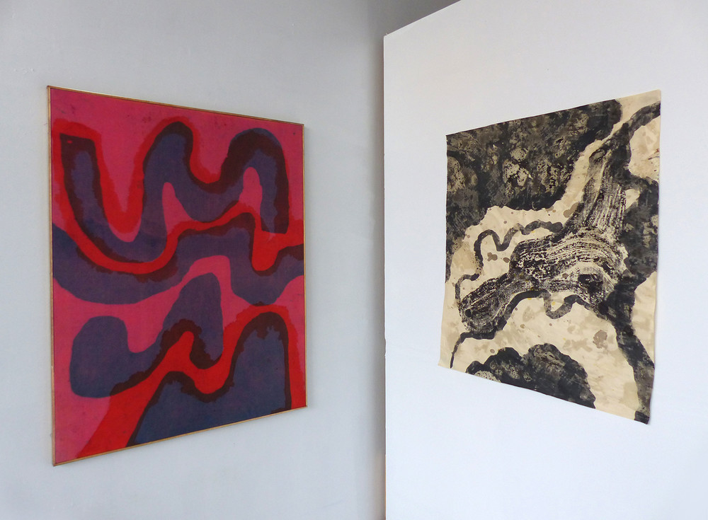 Jason Rosenberg - Installation